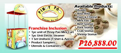 foodcart, franchise, philippines
